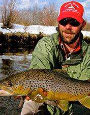 Orvis-Endorsed Fly-Fishing Outfitter / Fly Shop in Steamboat Springs, Colorado