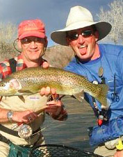 Orvis-Endorsed Fly-Fishing Outfitter / Fly Shop in Navajo Dam, New Mexico