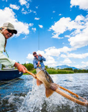 Orvis-Endorsed Fly-Fishing Outfitter in Jackson Hole, WY