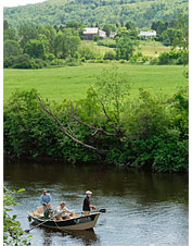 Orvis-Endorsed Fly-Fishing Outfitter / Fly Shop in Pittsburg, New Hampshire