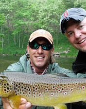 Orvis-Endorsed Fly-Fishing Outfitter / Fly Shop in Baldwin, Michigan