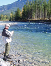 Orvis-Endorsed Fly-Fishing Outfitter in Cranbrook, British Columbia