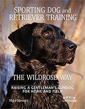 Teach your retriever the fundamentals with this hunting dog training book.