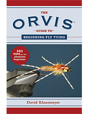 An easy to follow and comprehensive fly-tying book for beginners.