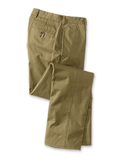 Our Plain Front Ultimate Khaki pants are carefully constructed for comfort and polished style.