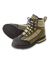 Full featured, lightweight wading boots at an entry-level price.