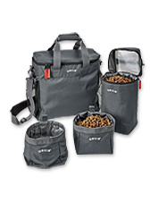Perfect for a day trip or weekend away, our dog food travel bag is lightweight and rugged.