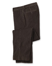 Our wrinkle-free corduroy pants look great wherever you go.