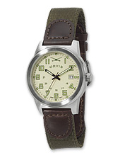 Our Battenkill Field Watch offers rugged, time-tested design and military-inspired style.