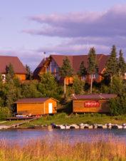 Orvis-Endorsed Fly-Fishing Lodge in the Lake Ilaiman / Bristol Bay region, Alaska