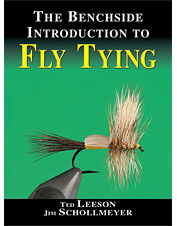 Master the art of fly tying with this guide book from Tom Leeson and Jim Schollmeyer.