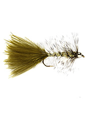 Grizzly hackle makes this one of the best flies to fish with.