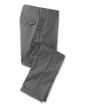 Find supreme comfort in our men's dress chinos.
