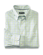Travel in easy style with our wrinkle free dress shirt for men.