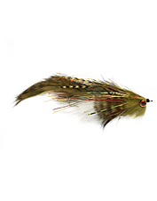 An incredibly realistic sculpin streamer that should be in any box.