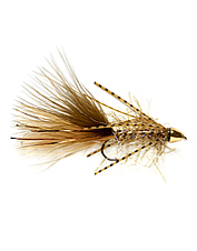This conehead sculpin fly has the lifelike movement fish crave.
