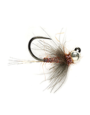 Hook fish instead of rocks with this tungsten nymph jig.