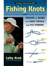 Fishing Knots - Book with DVD