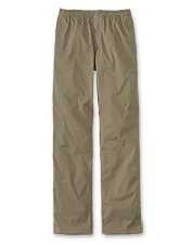 Our Bush Poplin Drawstring Pants prioritize comfort and a fit that's ready for the outdoors.