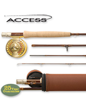 Access 5-weight 9' Fly Rod—Mid Flex