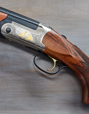 Orvis FABARM Elos D2 Over-Under Shotgun