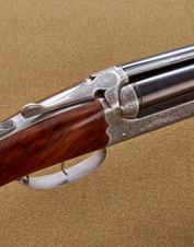 Orvis Chapuis Classic Side-by-Side Shotgun
